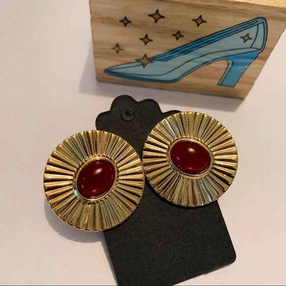Vintage Minimalist Chic Studs Earrings
